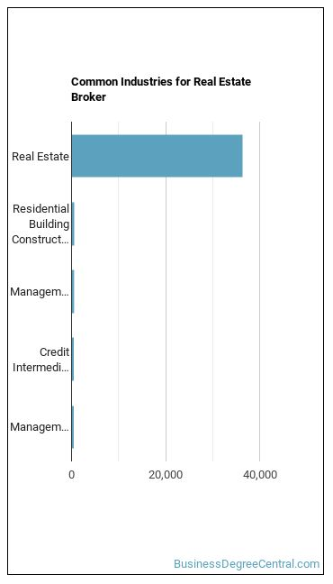 Real Estate Broker Industries