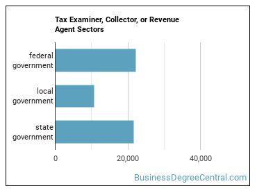 Tax Examiner, Collector, or Revenue Agent Sectors