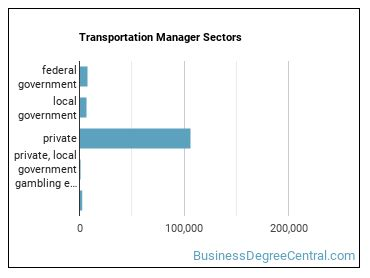 Transportation Manager Sectors