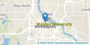 Location of Walden University
