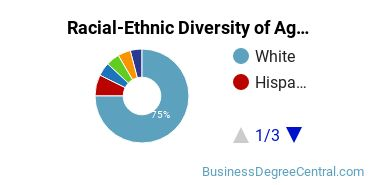 Racial-Ethnic Diversity of Ag Economics Students with Bachelor's Degrees