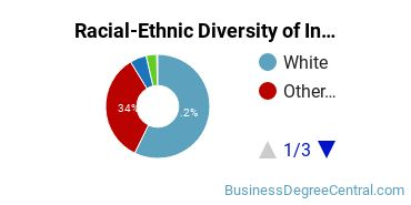 Racial-Ethnic Diversity of Insurance Basic Certificate Students