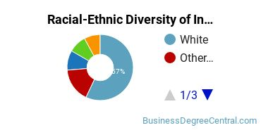 Racial-Ethnic Diversity of Insurance Master's Degree Students