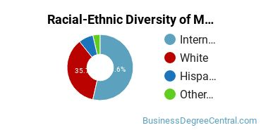 Racial-Ethnic Diversity of Marketing Doctor's Degree Students