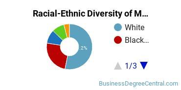 Racial-Ethnic Diversity of Marketing Undergraduate Certificate Students