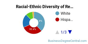 Racial-Ethnic Diversity of Real Estate Associate's Degree Students