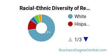 Racial-Ethnic Diversity of Real Estate Bachelor's Degree Students