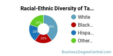 Racial-Ethnic Diversity of Taxation Undergraduate Certificate Students